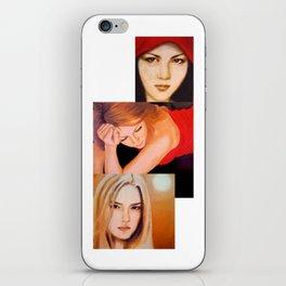 Yui iPhone Skin