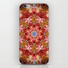 Bohemian Garden iPhone & iPod Skin