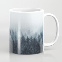 High And Low Coffee Mug