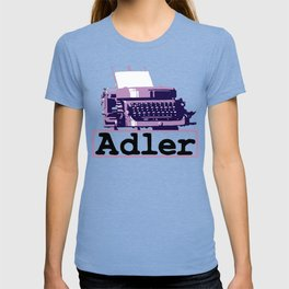 Adler Typewriter T-shirt