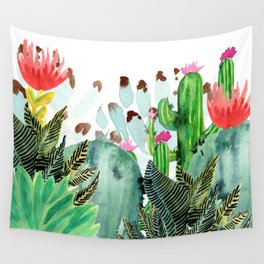 A Prickly Bunch III Wall Tapestry