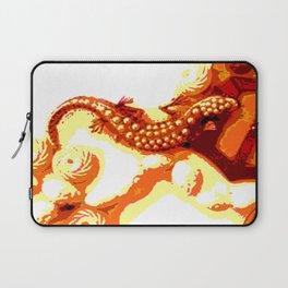 Vintage Salamander Laptop Sleeve