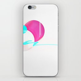 Shapes#2 iPhone Skin