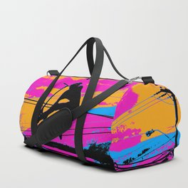 Lets Fly!  - Stunt Scooter Duffle Bag