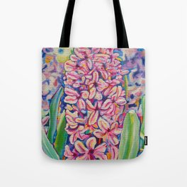 Hyacinth Tote Bag
