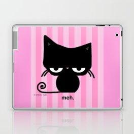 Meh Cat Laptop & iPad Skin