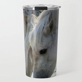 Chincoteague Pony Mare and Foal Travel Mug