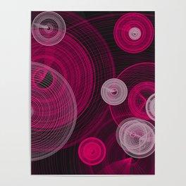 Circles within Circles Poster