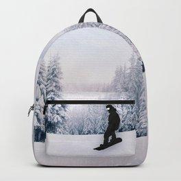 Snowboarding Backpack