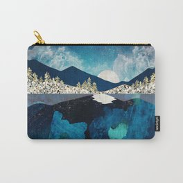 Midnight Water Carry-All Pouch