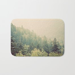 Smoky Mountains Bath Mat