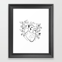 Impervious to Poison II Framed Art Print