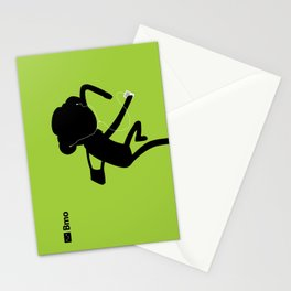 Bmo's Campaign x Party Pat. Stationery Cards