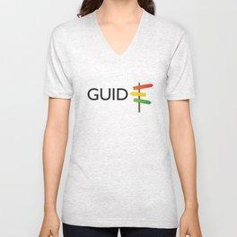 GUIDE Unisex V-Neck