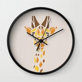 Georaffe Wall Clock