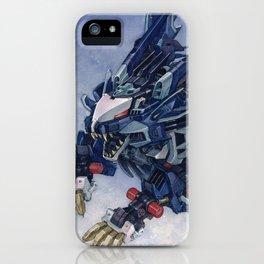 LIger Zero Jager iPhone Case