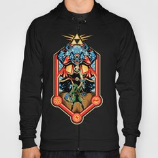 Epic Triforce of the Gods Hoody