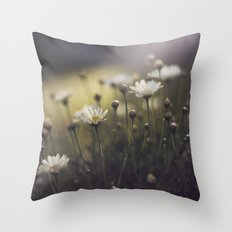 so what if I like pretty things? Throw Pillow
