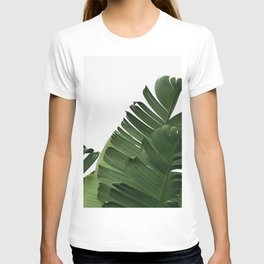 Minimal Banana Leaves T-shirt