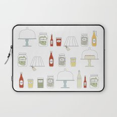 in the pantry Laptop Sleeve