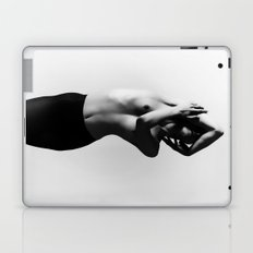 Nude dancer black and white nude photography 2010 Laptop & iPad Skin