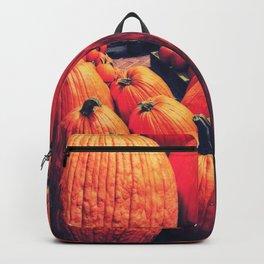 Pumpkins on a Pallet Backpack