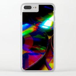 o u t // d a t e d Clear iPhone Case