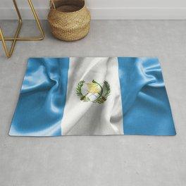 Guatemala Flag Rug