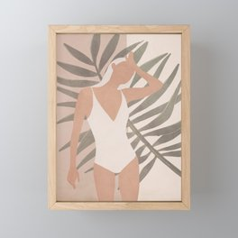Summer Day Framed Mini Art Print