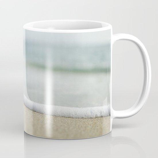Sea Foam Beach Mug