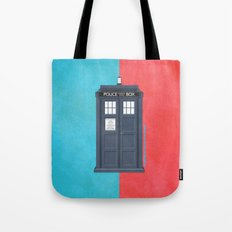 10th Doctor - DOCTOR WHO Tote Bag