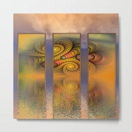 open sky exhibition -3- Metal Print