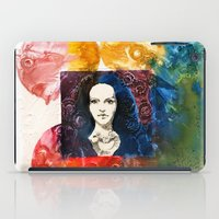 lucy iPad Cases featuring Lucy by Ecsentrik