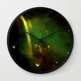 Protostar HH-34 in Orion Wall Clock