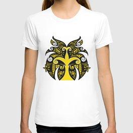 Tribal Owl Tree T-shirt