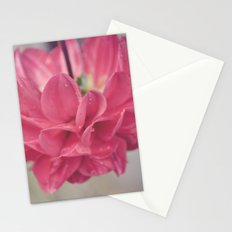 Water Petals Stationery Cards