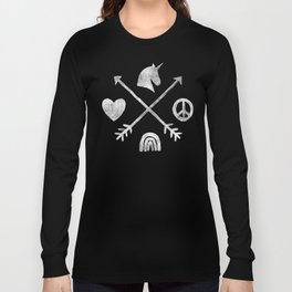 Sugar and Spice Compass Long Sleeve T-shirt