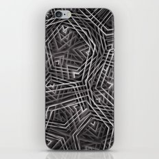 Di-simetrías 3 iPhone & iPod Skin