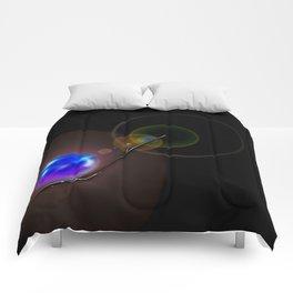 Light and energy - Minimalism Comforters