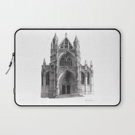 Chiesa di Notre-Dame Du Sablon - Bruxelles Laptop Sleeve