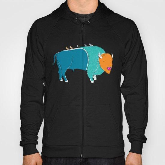 Bristol Bison Hoody