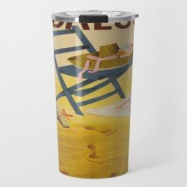 Vintage poster - Andalucia, Spain Travel Mug