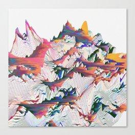 TGKŁĘ Canvas Print