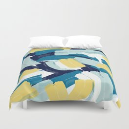 Abstract painting 111 Duvet Cover