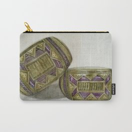 traditional armband Carry-All Pouch
