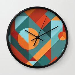 Overlay Wall Clock