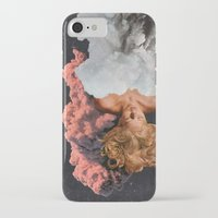 dreamer iPhone & iPod Cases featuring DREAMER by Beth Hoeckel