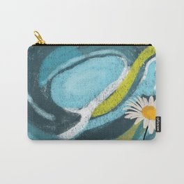 Daisy Vortex Carry-All Pouch