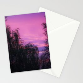 Art By God a beautiful Sunrise Stationery Cards