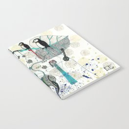 """""""Toucan and penguins"""" Notebook"""